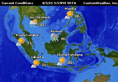 Honda Worldwide | Jakarta, 04, ID Weather Map